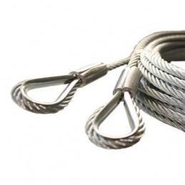 Câble pour porte de garage sectionnelle Maguisa