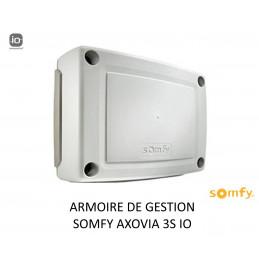 Moteur portail battant - AXOVIA 3S io - PACK CONFORT - SOMFY 1216596