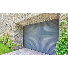 Porte de garage enroulable...
