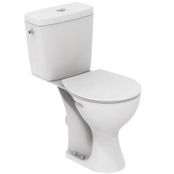 Pack WC au sol surélevé - débit 3/6L - Ulysse SH PORCHER