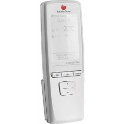 Thermostat d'ambiance programmable - Exacontrol E7 - Sans fil SAUNIER DUVAL